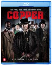 Copper - Seizoen 2 (Blu-ray)