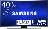 Samsung UE40JU6500 - Led-tv - 40 inch - Ultra HD - Smart-tv - Zwart