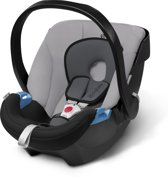 Cybex Aton - Autostoel - Gray Rabbit - dark grey