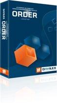Davilex Order. Gebruiksvriendelijk en compleet verkooporderbeheer.