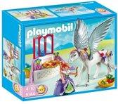 Playmobil Pegasuspaard met Kaptafel - 5144