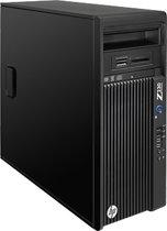 HP Z230 MT 4Core i7-4790 (3.6-4.0GHz) 8GB (2x4 DDR3-1600nonECC) 1TB/7200 DVD+/-RW MCR Win7Pro64+Win8.1PROlicense Intel HD Graphics 4600