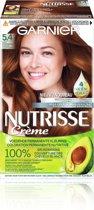 Garnier Nutrisse Crème 54 Koperbruin
