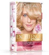 L'Oréal Paris Ecellence - No. 9 - Zeer Lichtblond - Crème