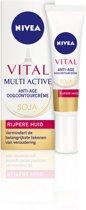 NIVEA Vital Soja - 15 ml - Oog & Lip Crème