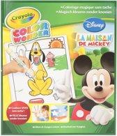 Crayola Color Wonder - kleurboek Mickey Mouse
