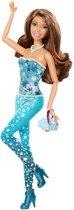 Barbie Fashionista Nikki - Azuur blauw