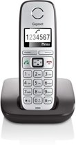 Gigaset E310 - Single DECT telefoon - Zilver