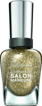 Sally Hansen Complete Salon Manicure - 121 Golden Rule - Nailpolish
