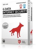 G Data Internet Security 2015 ESD 3 pc 2 jaar NL