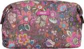 Oilily Winter Blossom Medium Cosmeticbag Wood