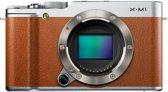 Fujifilm X-M1 Body - Systeemcamera - Bruin