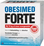 Obesimed forte granulaat 21 st