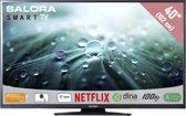 Salora 40LED9102CS- Led-tv - 40 inch - Full HD - Smart tv - Zwart