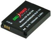 ChiliPower Samsung Accu SLB-10A / SBL-10A