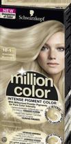 Schwarzkopf Million Color 10-1 - Haarkleuring