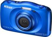 Nikon COOLPIX S33 - Blauw