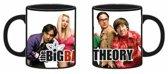The Big Bang Theory: Groep Beker