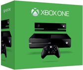 Microsoft Xbox One UK Import Console - 500GB - Zwart - Xbox One