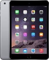Apple iPad mini 3 Wi-Fi 64GB space grijs       MGGQ2FD/A