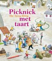Prentenboek Picknick met taart