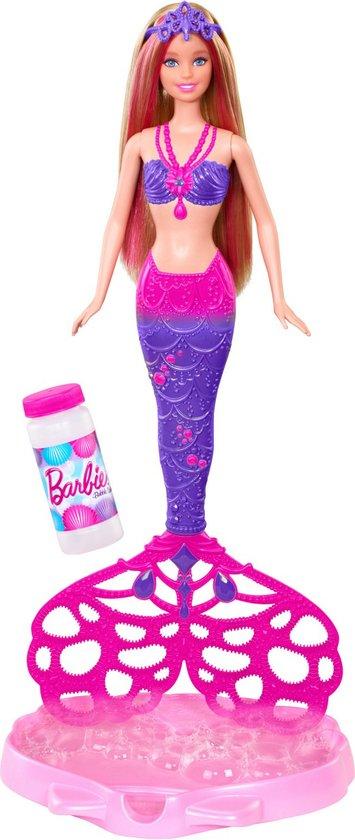 Barbie Bubbelpret Zeemeermin