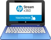 HP Stream x360 11-p000nd - Hybride Laptop Tablet