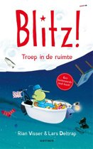 Prentenboek Blitz! 3 - troep in de