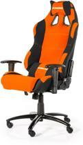 AKRACING Prime Racestoel - Oranje (PS3 + PS4 + Xbox360 + XboxOne + PC + Wii U)