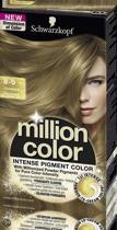 Schwarzkopf Million Color 8-0 - Haarkleuring