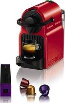 Krups Nespresso Apparaat Inissia XN1005 - Rood