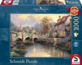 Schmidt Puzzel - Kinkade Cobblestone Broke