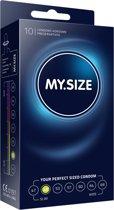 Vinico-My.Size 49 - 10 stuks - Condooms