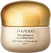 Shiseido Benefiance NutriPerfect Day Cream SPF 15 Gezichtscrème 50 ml
