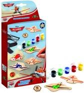 Disney Planes Wooden magnets - Houten magneetjes maken