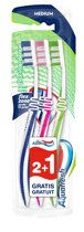 Aquafresh 2+1 Flex Interdental Medium - Tandenborstel