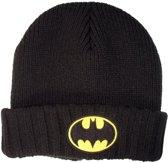 Batman Logo - Muts - Zwart/Rood