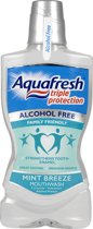 Aquafresh Mint Breeze - 500 ml - Mondwater
