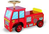 New Classic Toys Brandweer - Loopauto