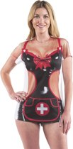 T-shirt Naughty nurse (S)
