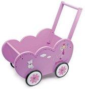 Base Toys Houten Beauty Princess Poppenwagen