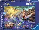 Ravensburger Disney Ariel - Legpuzzel - 1000 Stukjes