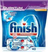 Finish Powerball Quantum Vaatwastabletten 40 stuks