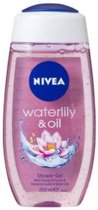 Nivea Waterlilly & Oil Shower Gel