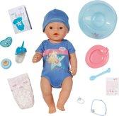 BABY born - Interactieve Pop - Jongen - Baby Pop
