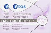 Etos Kalmerende Nachtcreme Gevoelige Huid - 2 X 50 ml - Nachtcreme