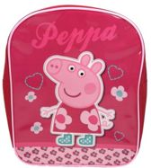 Peppa Pig Hopscotch Plain Value Rugzak