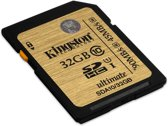 SDA10/32GB 32GB SDHC Class 10 UHS-I Ultimate Flash Card