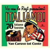 Vic Van De Reijt Presenteert: Italiano!
