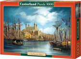 New Day at the Harbour - Legpuzzel - 3000 Stukjes